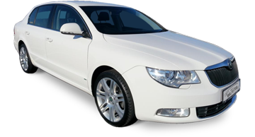 Škoda SuperB - Limuzína