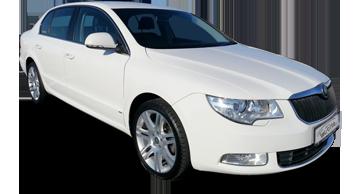 Škoda superB - Limousine